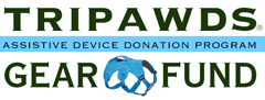 Tripawds Gear Fund